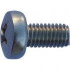 1 stainless steel screw (short) M5x10 *ST-100-2