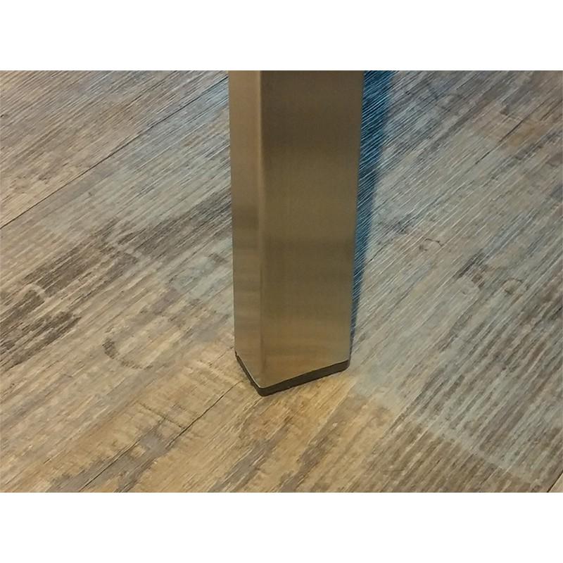 Dekaform Rechteckstopfen Abdeckung Möbelgleiter Stuhlgleiter Vorn