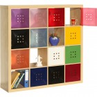 Design shelf-door for Ikea Expedit-Kallax-Nornaes shelfs...