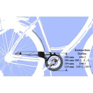 Dekaform Fahrradkettenschutz Kettenkasten Schutzblech Fur