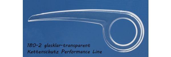 Klar-Transparente Kettenschützer