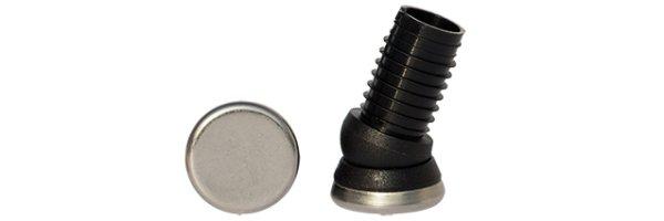 Metallgleiter