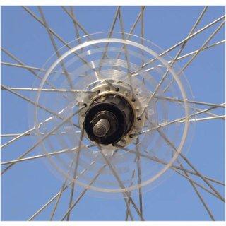 Spoke protektor 135-1 for bike rear sprocket wheel cassette up to 28 teeth