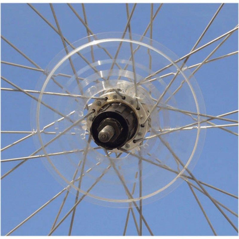 Fahrrad Rad Speichen Schutz Fahrrad Kassette Freilauf Schutz Abdeckung MTB