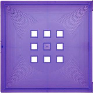 Blau-Transluzent